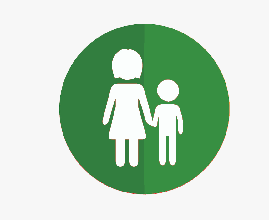 Family Icon Green - Financial Literacy Icon Png, Transparent Png, Free Download