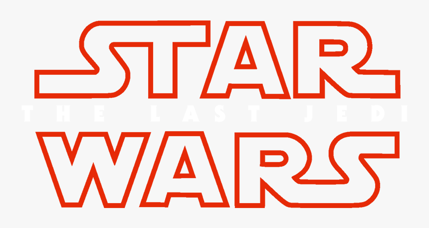 Last Jedi Logo Vector Hd Png Download Kindpng