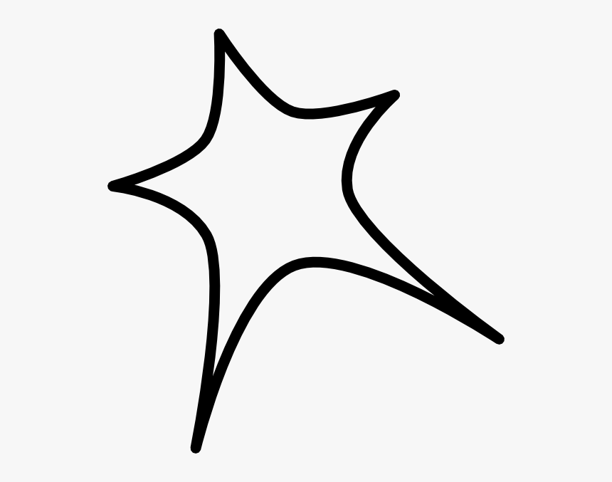 Stars Clipart Black And White Transparent, HD Png Download, Free Download