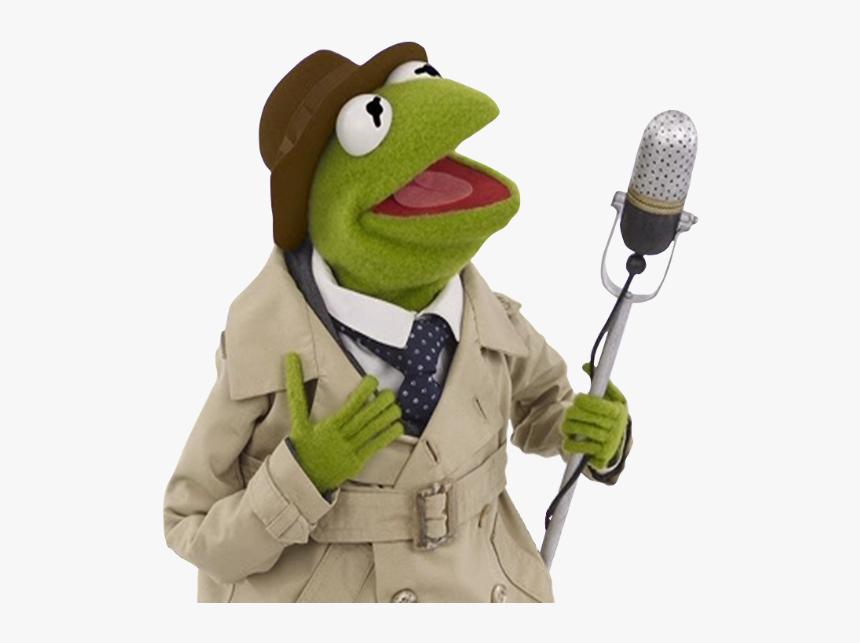 Kermit The Frog Sesame Street, HD Png Download, Free Download