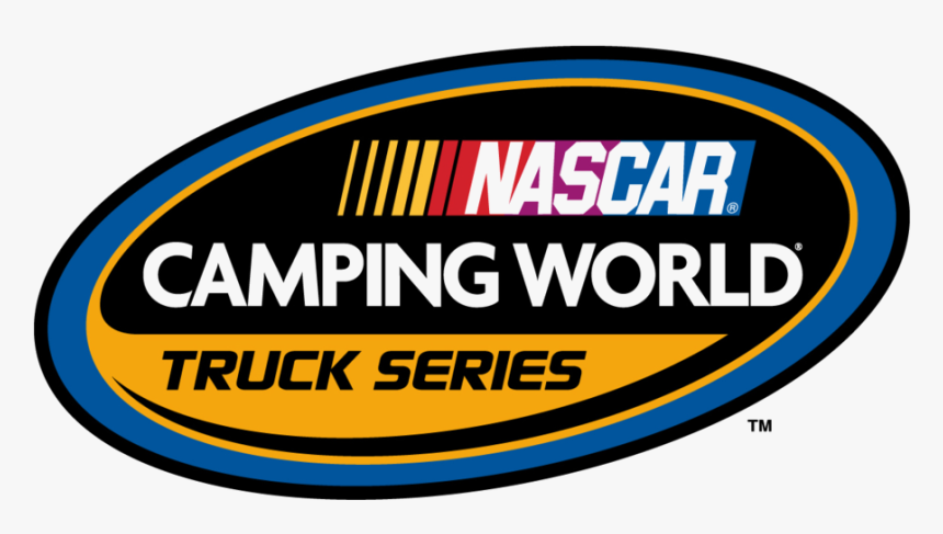 Nascar Truck Series Logo, Hd Png Download - Nascar Camping World Truck Series Logo, Transparent Png, Free Download