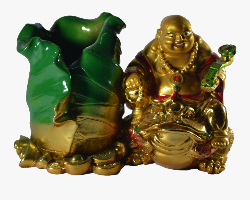 Laughing Buddha Quotes Statue Hd Png Download Kindpng