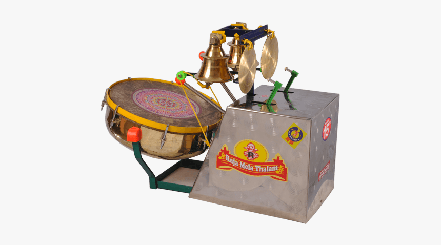 Temple Electric Bell & Drum, HD Png Download, Free Download