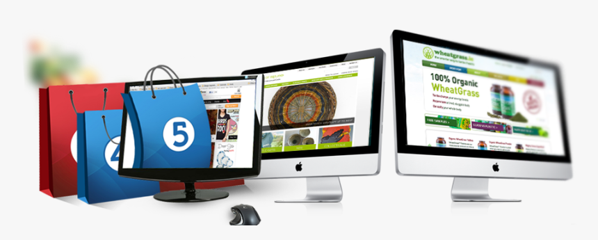 Ecommerce Website Png - E Commerce Site Png, Transparent Png, Free Download