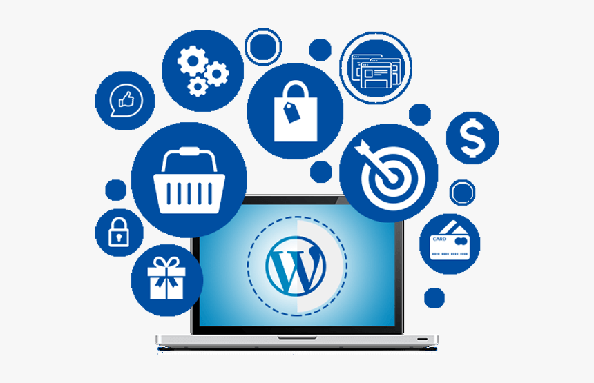 Wordpress Website Development - Wordpress Development, HD Png Download, Free Download