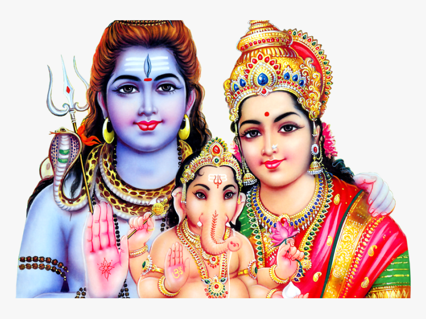 Lord Shiva Parvathi Images Png, Transparent Png, Free Download
