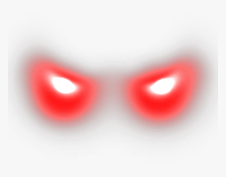 Woke Eyes Transparent - Transparent Red Eyes Cartoon, HD Png Download, Free Download