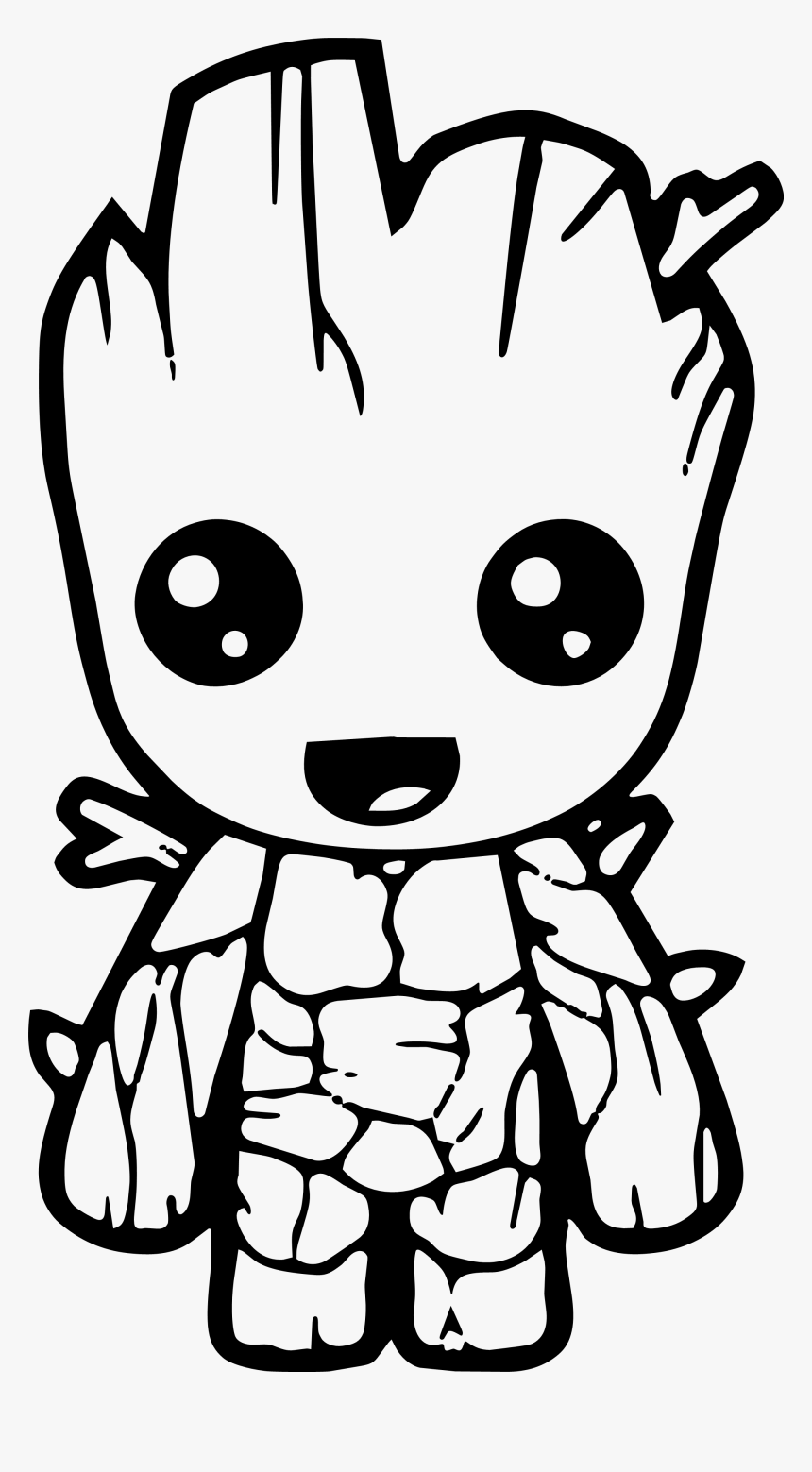 Cute Superhero Coloring Pages, HD Png Download, Free Download