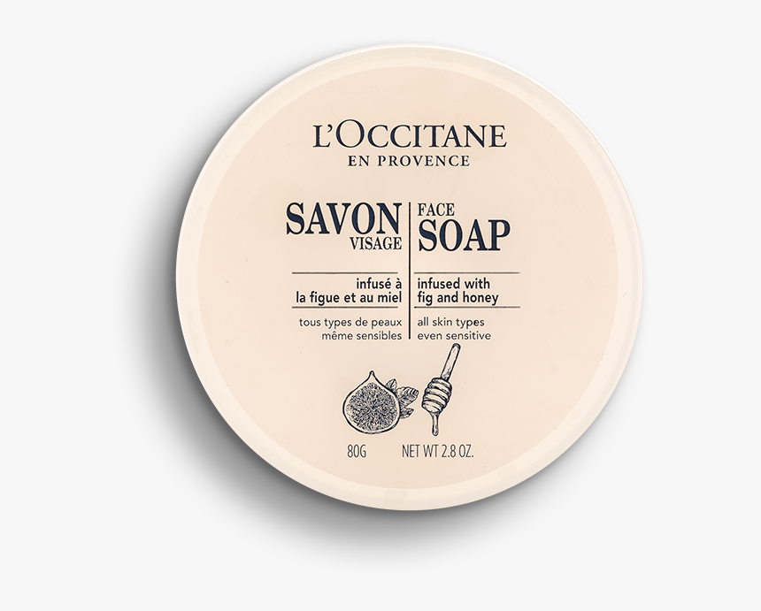 Display View 1/1 Of Face Soap - L Occitane, HD Png Download, Free Download