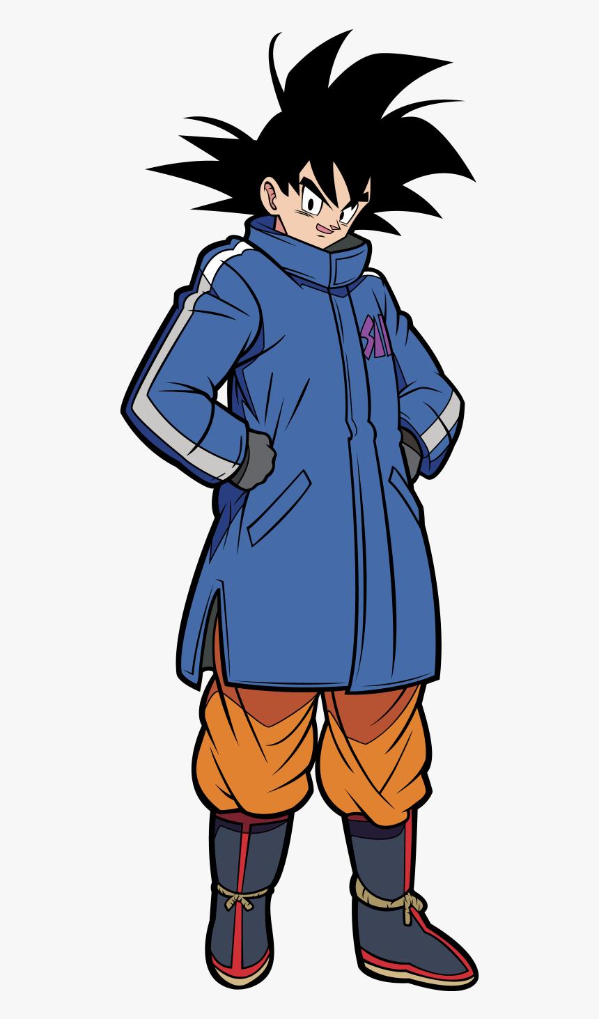 Figpin Dragon Ball Super Broly Movie Goku - Goku Dragon Ball Super Broly, HD Png Download, Free Download