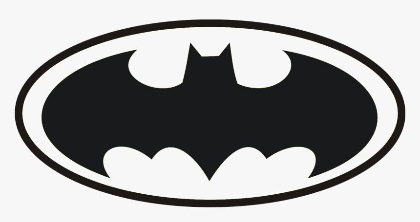 Batman Logo Png Black Transparent Background Hd Print - Batman Symbol Black And Yellow, Png Download, Free Download