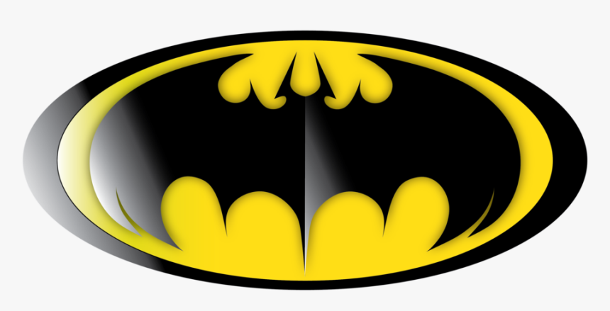 Batman Symbol By O0110o On Clipart Library - Batman, HD Png Download, Free Download