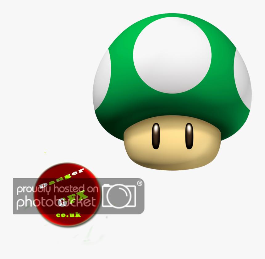 Green Mushroom Png Super Mario Mini Mushroom Transparent Png