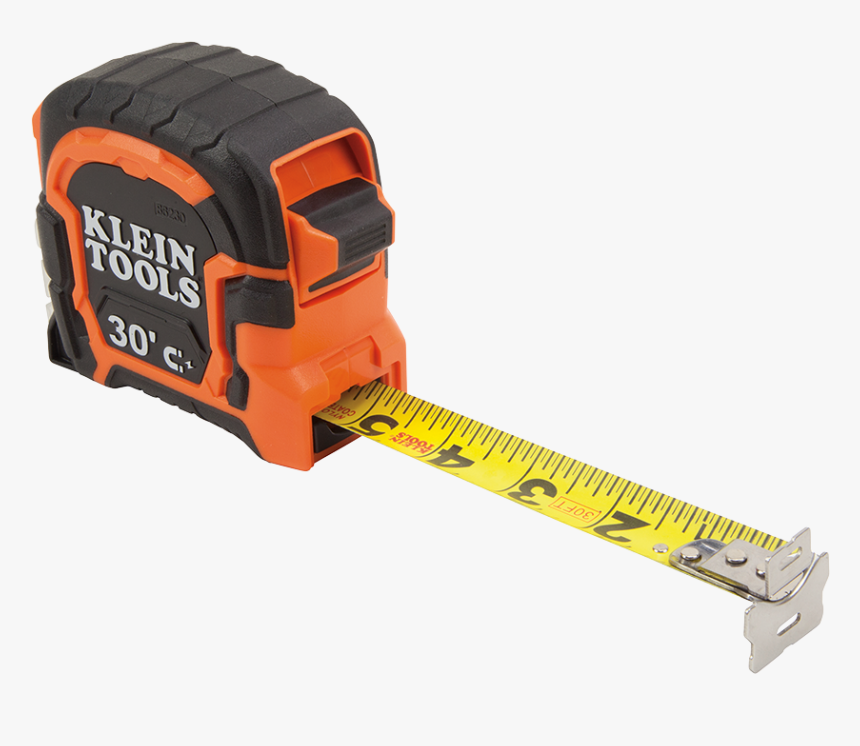 Klein Tools 30 Tape Measure, HD Png Download, Free Download