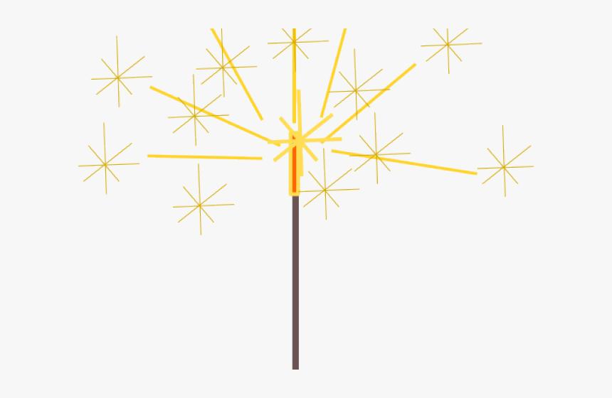 "Sparklers Clipart New Year""s - Sparkler Clip Art Png, Transparent Png, Free Download"