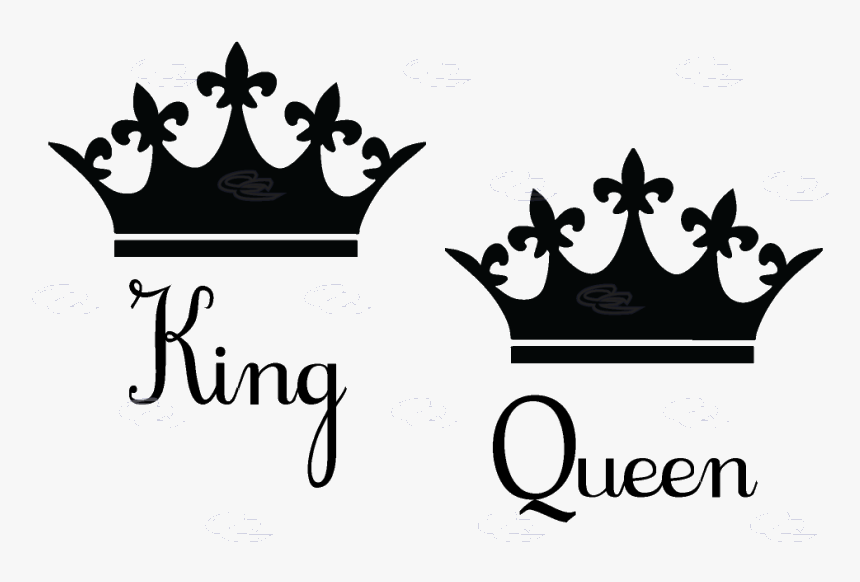 Queen Crown Silhouette At Getdrawings King Crowns Transparent Drawing King And Queen Crowns Hd Png Download Kindpng