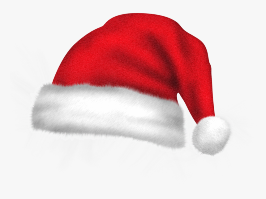Santa Claus Christmas Hat Clip Art - Santa Claus Cap Png, Transparent Png, Free Download