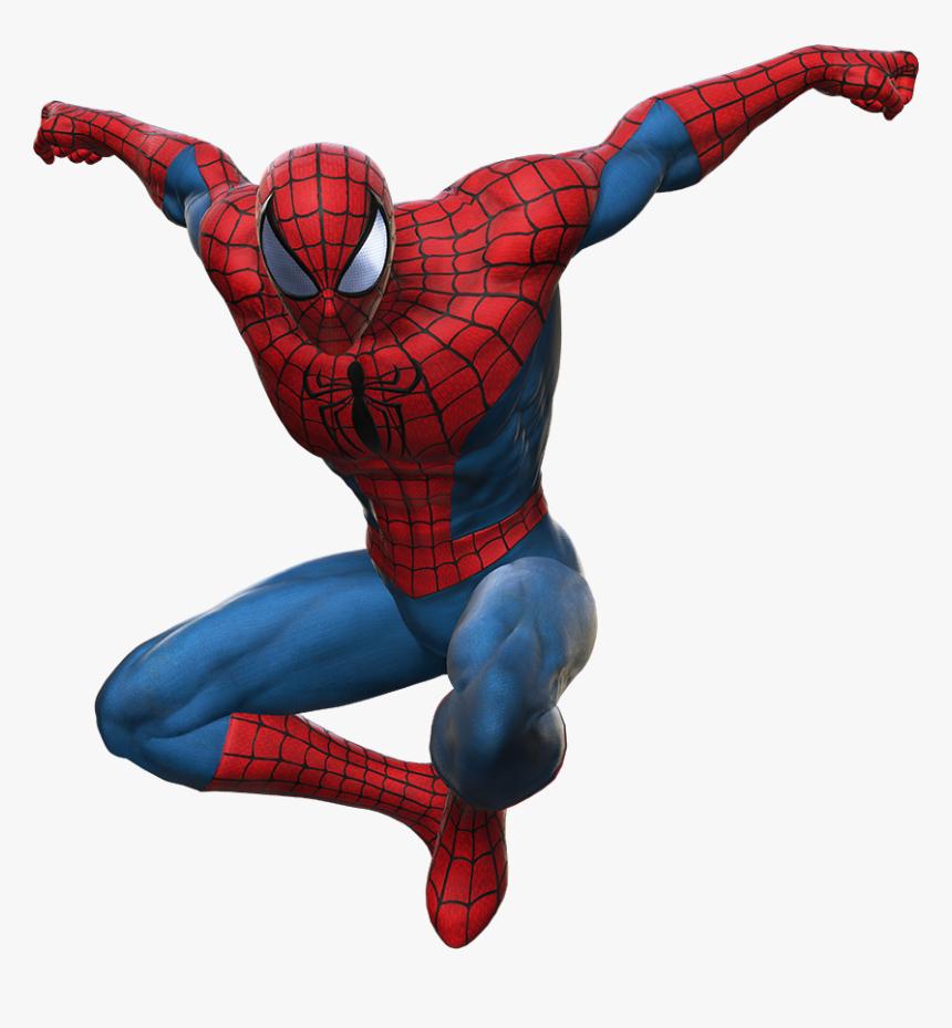 Spider-man - Marvel Vs Capcom Infinite Spider Man, HD Png Download, Free Download