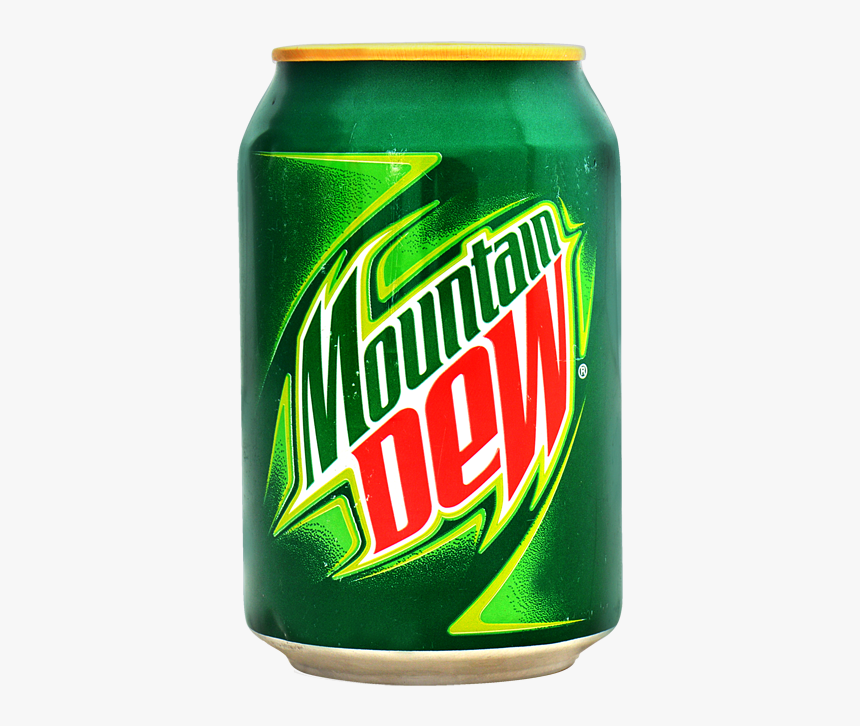 Mountain Dew Can Png - Mountain Dew Neon Bottle, Transparent Png, Free Download