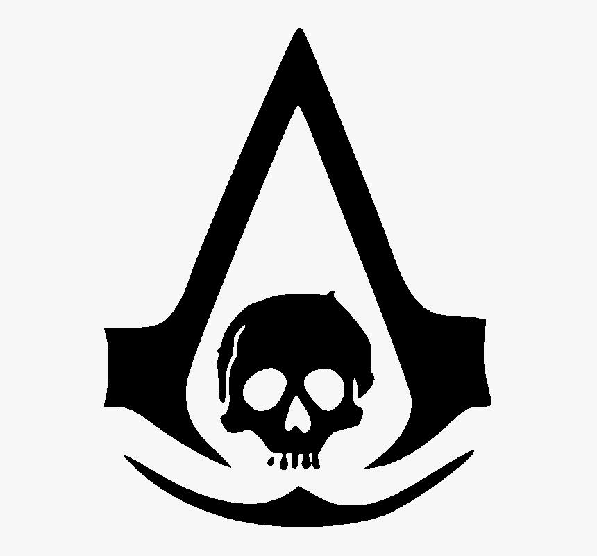 Logo Assassins Creed Black Flag Assassins Creed 4 Logo Hd Png