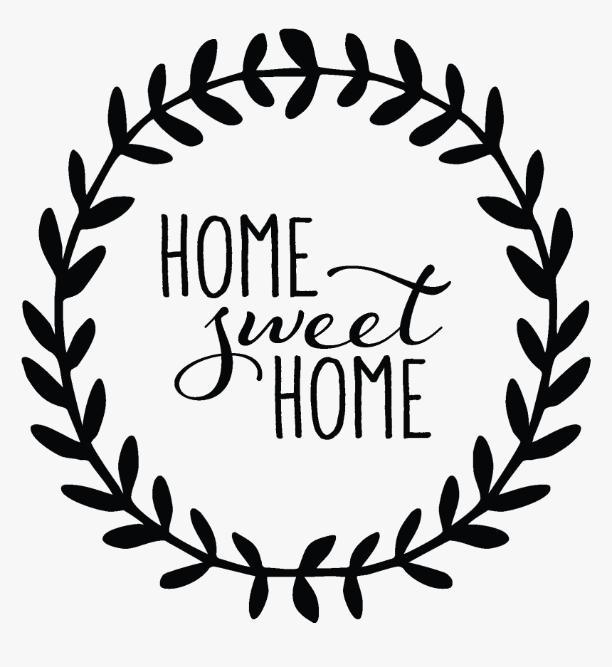 sweet home quotes home sweet home png transparent png kindpng