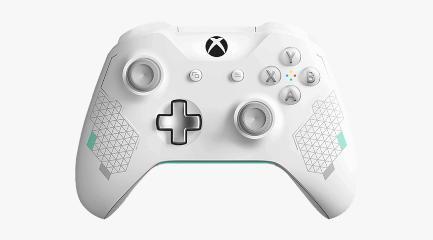 Xbox Wireless Controller Sport White Special Edition, HD Png Download, Free Download