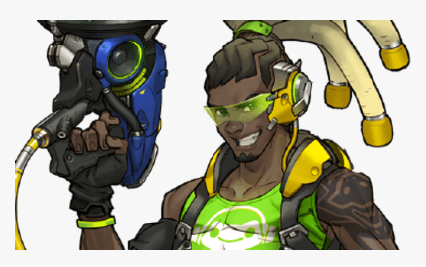 Lucio Overwatch Weapon , Png Download - Lúcio Png, Transparent Png, Free Download