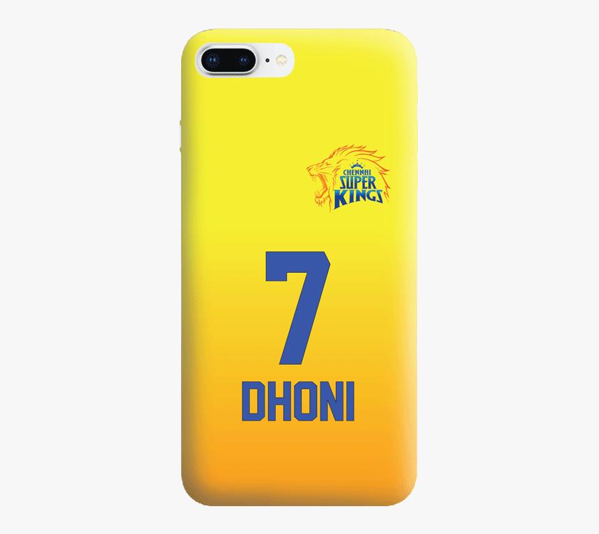 Chennai Super Kings Logo Png - Csk Phone Case, Transparent Png, Free Download