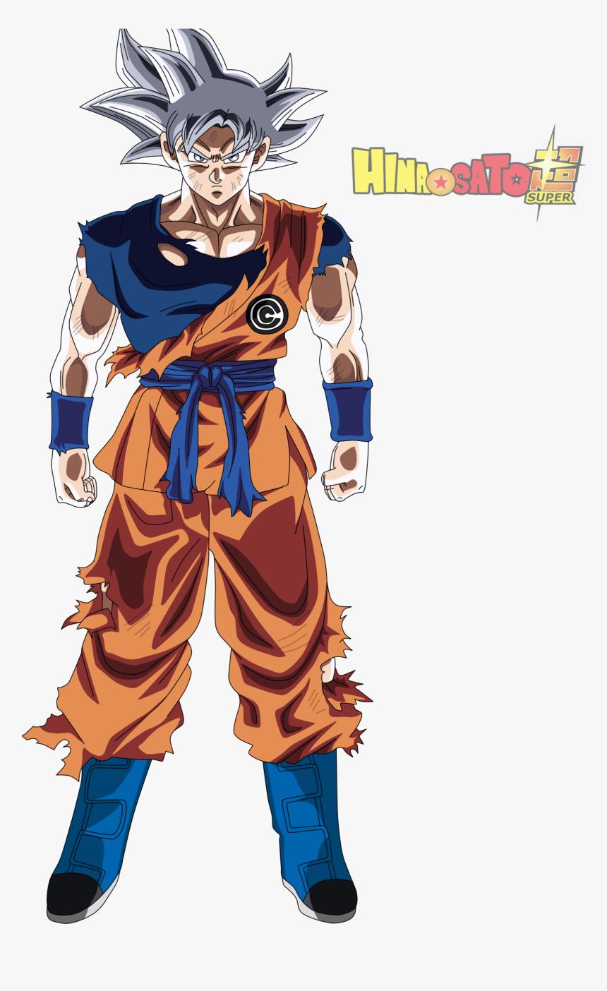 Super Dragon Ball Heroes By Hinasatosuper - Goku Dragon Ball Heroes, HD Png Download, Free Download
