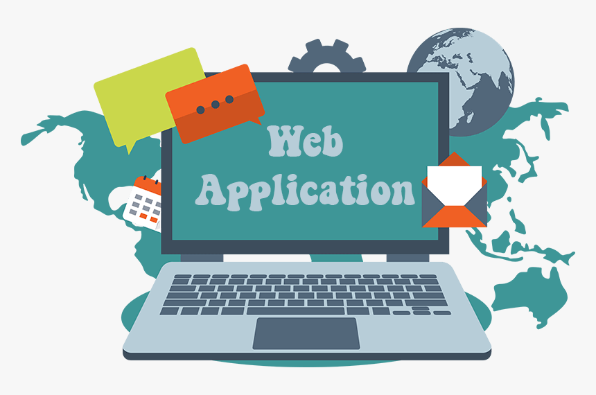 Web Application Development - Ict Month 2018 Theme, HD Png Download, Free Download