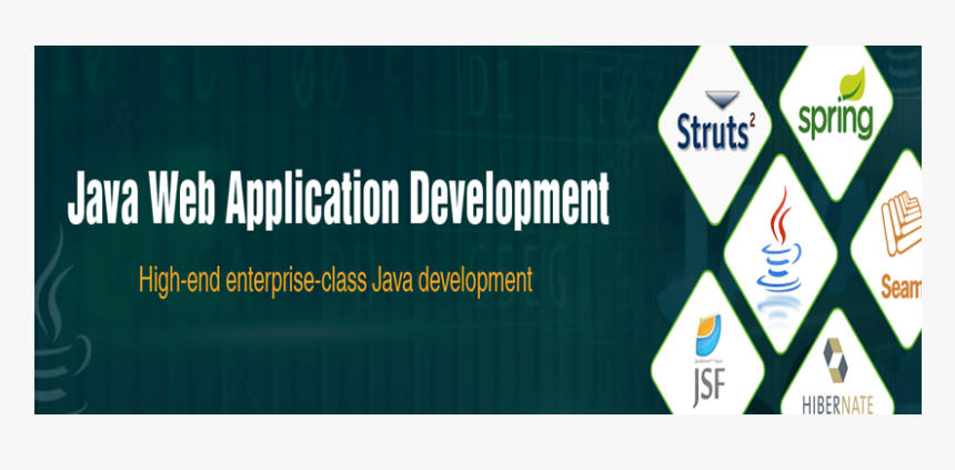 Java Web Applications, HD Png Download, Free Download