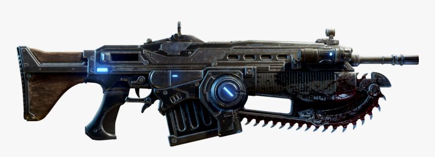 Gallery Image - Gears Of War 4 Gun, HD Png Download, Free Download