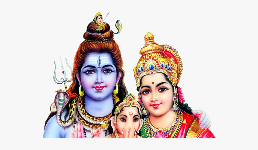 63712 - Shiva Parvati Images Png, Transparent Png, Free Download