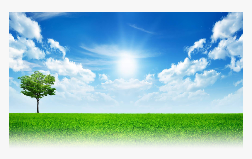 Sunny Transparent Images Pluspng - Nature Background Images For Photoshop Hd, Png Download, Free Download