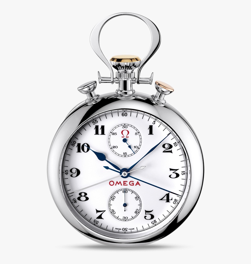 Pocket Watch White Gold, HD Png Download, Free Download