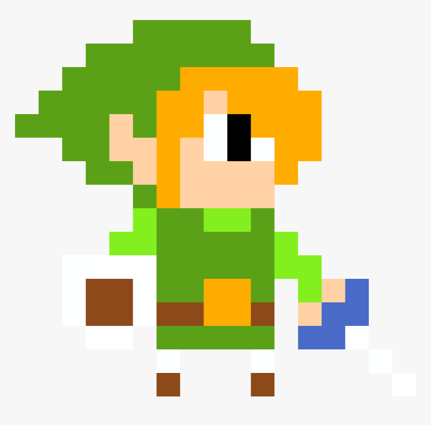 Mystery Mushroom Toonlink Superman Symbol Pixel Art Hd