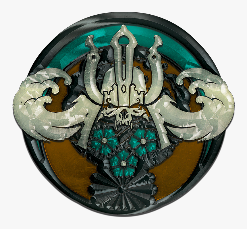 Emblema Samurai For Honor, HD Png Download, Free Download