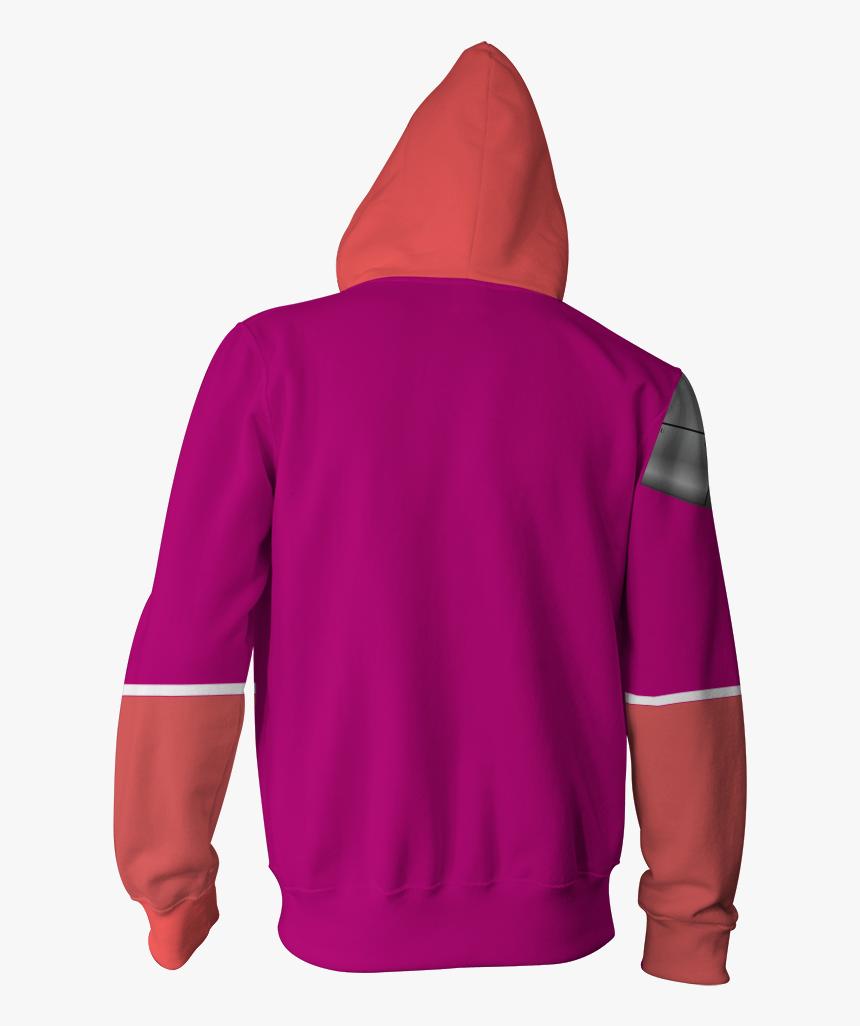 Captain Falcon Pink Hoodie Cosplay Jacket Zip Up - Thy Art Is Murder Dear Desolation Hoodie, HD Png Download, Free Download