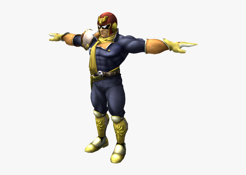 Download Zip Archive - Captain Falcon Character Smash Bros, HD Png Download, Free Download