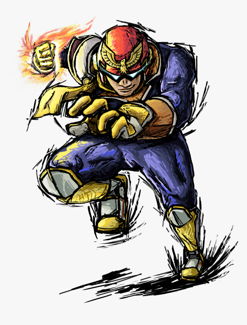 No Caption Provided - Transparent Captain Falcon Png, Png Download, Free Download