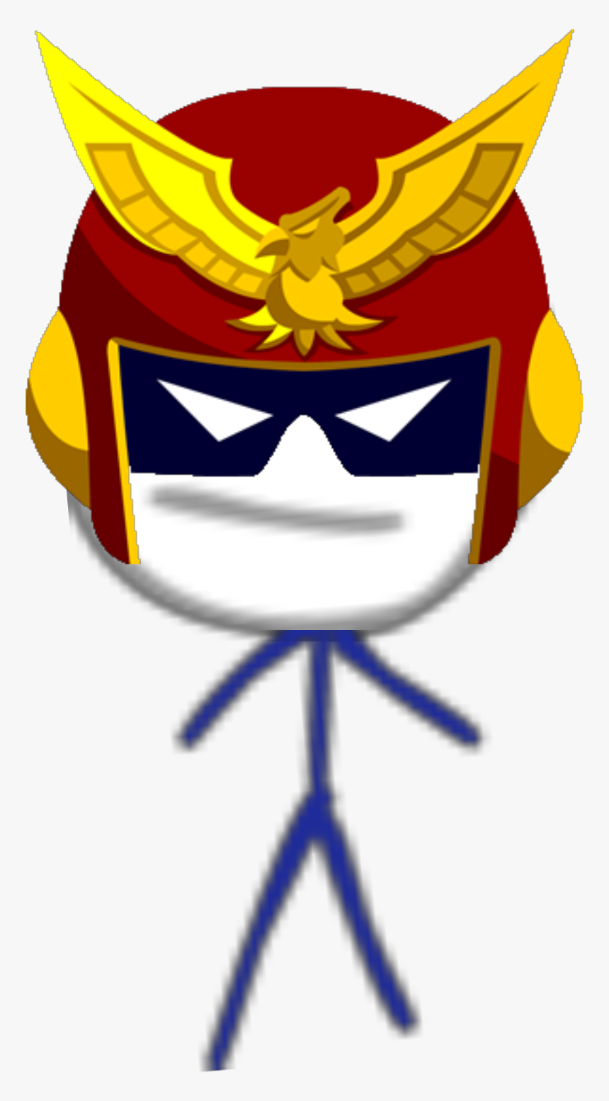 The Man Himself - Captain Falcon Fire Emblem, HD Png Download, Free Download