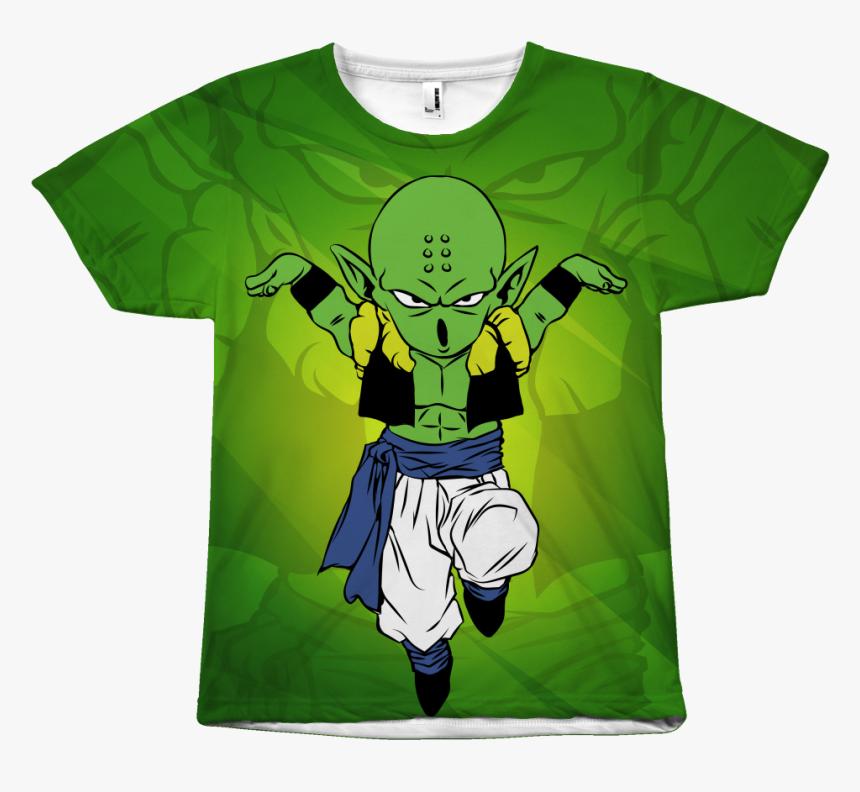 Krillin Piccolo Fusion, HD Png Download, Free Download
