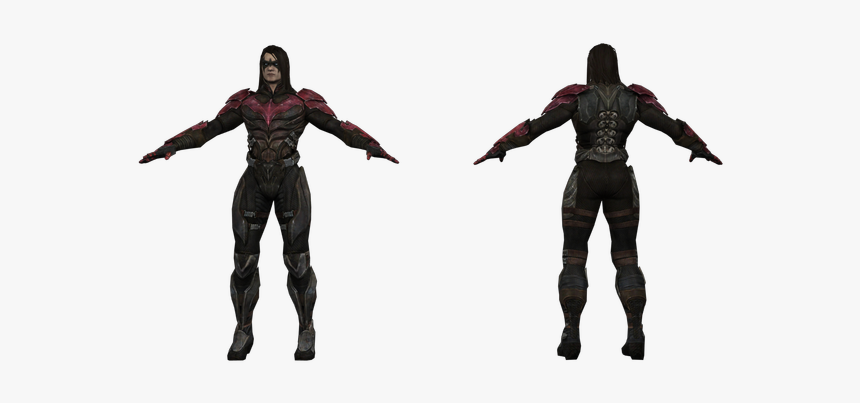 Download Zip Archive - Injustice Gods Among Us Nightwing Regime, HD Png Download, Free Download