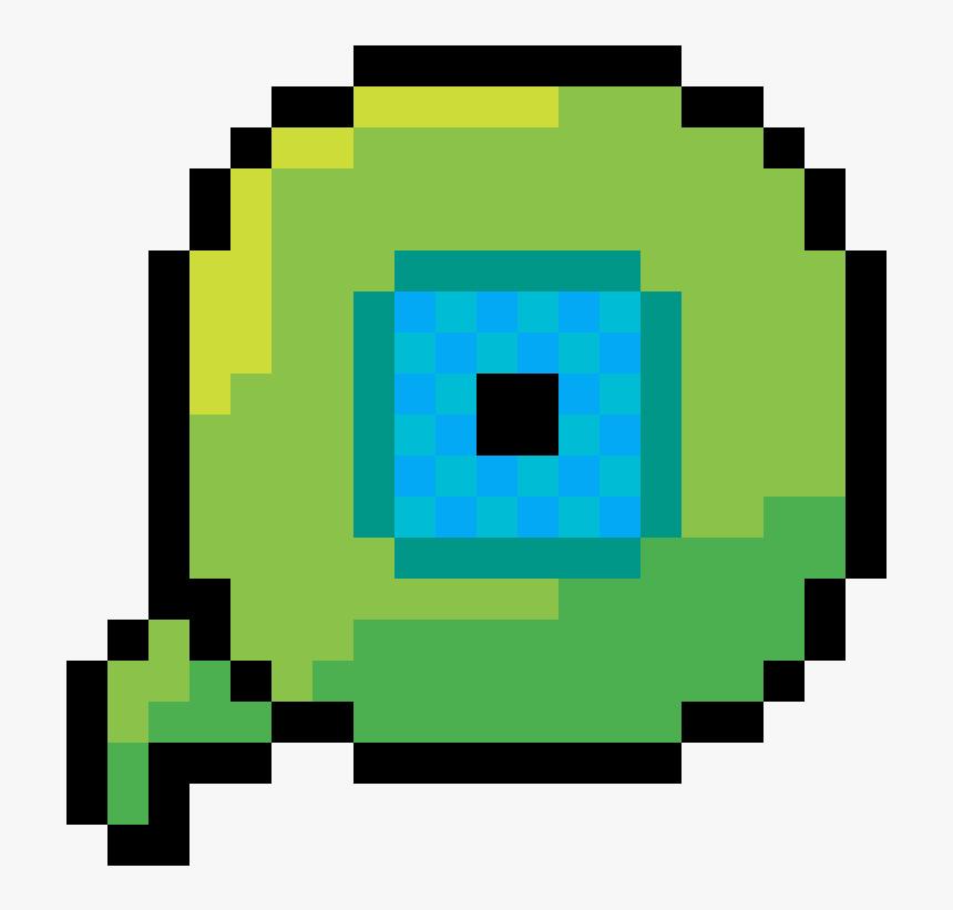 Transparent Jacksepticeye Png - Simple Pixel Art Pac Man, Png Download, Free Download