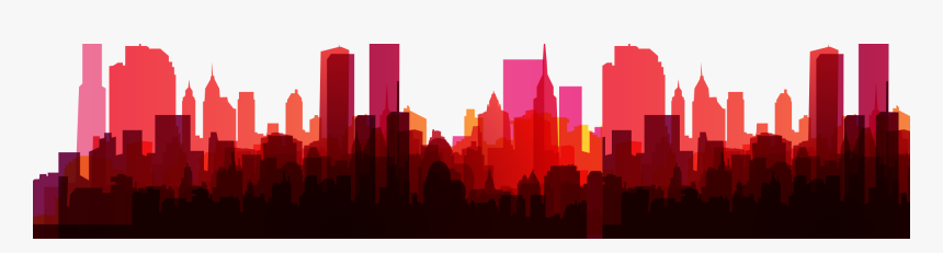 New York City Silhouette Transparent Hd Png Download Kindpng