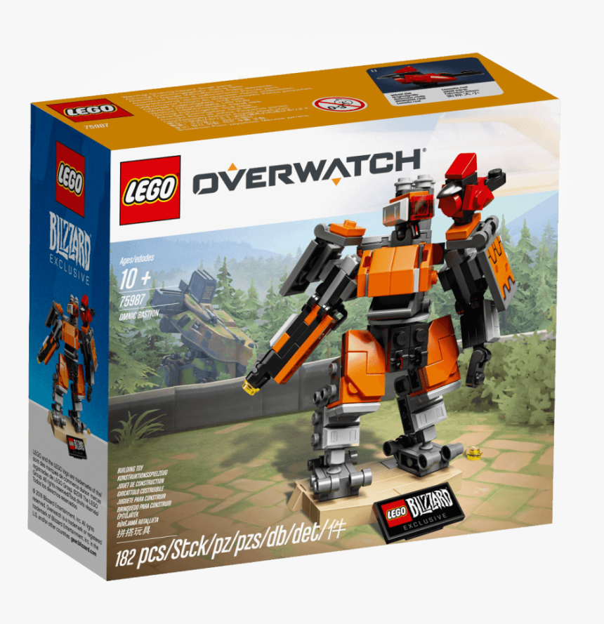 New Lego Overwatch Sets, HD Png Download, Free Download