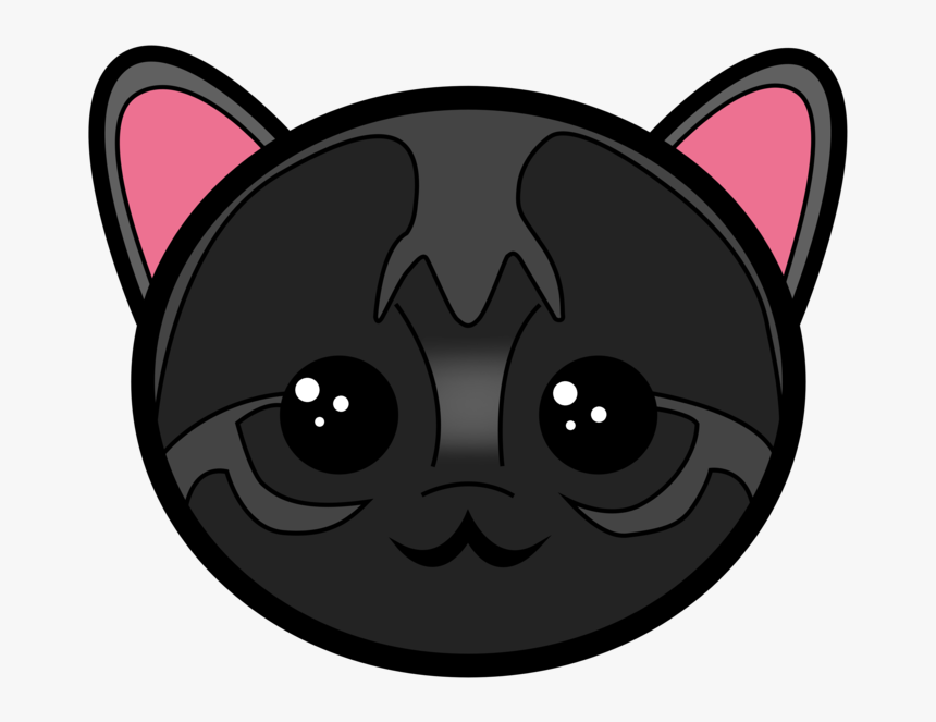 Lucky Cat Mark - Cartoon, HD Png Download, Free Download
