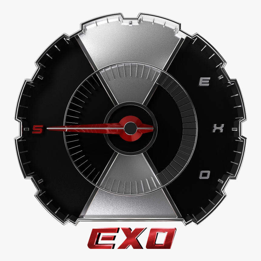 #exo #logo #dmumt #dontmessupmytempo #kings #tempo - Exo Don T Mess Up My Tempo Album, HD Png Download, Free Download