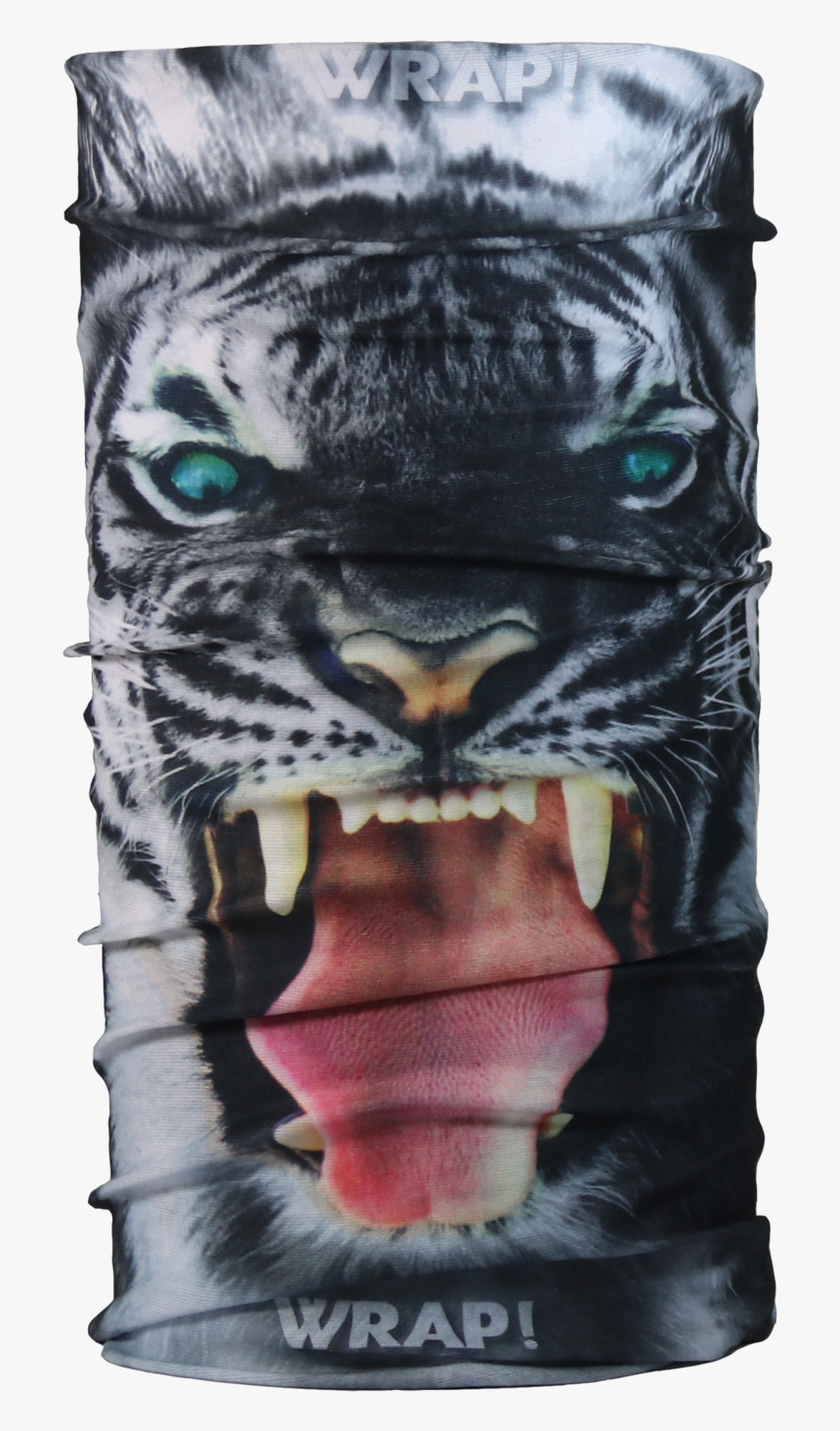 """White Tiger Wrap""""  Class=""""lazyload Lazyload Fade In - Bengal Tiger, HD Png Download, Free Download"""