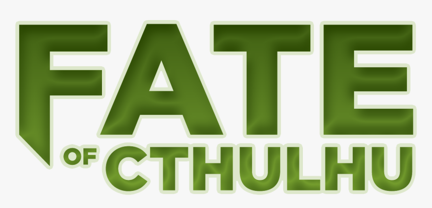 Fate Of Cthluhu Temporary Logo - Sign, HD Png Download, Free Download